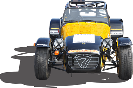 Caterham Academy Car