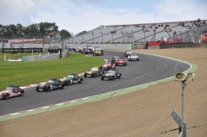 Caterham Academy 2012, Group 2, Brands Hatch