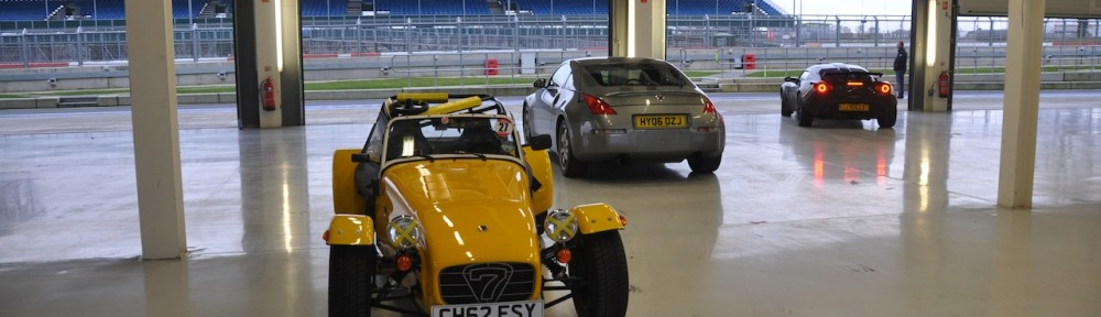 Silverstone GP, 10th March 2013
