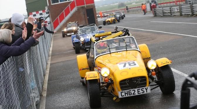 Caterham Roadsport 2014 is go