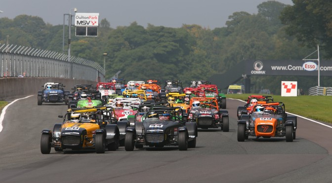 2015 Caterham Motorsport Season Review