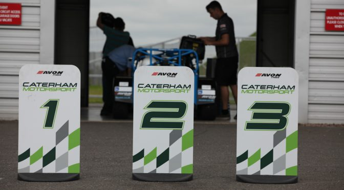 Caterham Motorsport 2016 Season Review