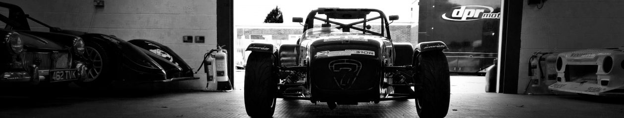 Caterham Academy Racer